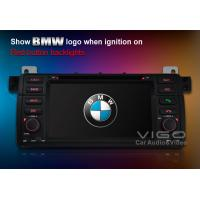 Buy cheap A2DP Bluetooth Subwoofer Multimedia RDS BMW 3 Series Sat Nav DVD VBM7091 from wholesalers