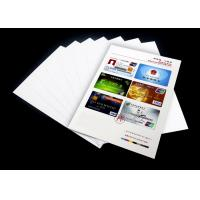 Buy cheap Laminating Film PVC sheet Card Material Plastic Sheet 0.3mm 0.38mm For Cards Making from wholesalers