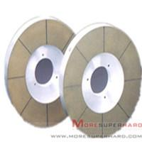 Buy cheap Double-Disc Surface Grinding Wheel from wholesalers