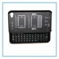 Buy cheap Plastic Special design Light weight Wireless Portable Bluetooth 2.0 Keyboard for Iphone4S from wholesalers