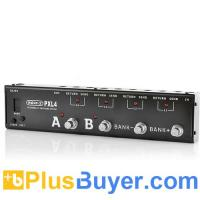 Buy cheap Wave-X PXL4 - Guitar Effects Pedal With 4 FX Loop Channels - True Bypass Design from wholesalers