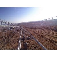 Buy cheap Solar Panel Mounting Bracket Structural Materials Ground Mounting Solar PV Systems from wholesalers