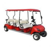 Buy cheap Campus Low Speed Fully Electric Golf Carts , Park Street Legal Electric Cart from wholesalers