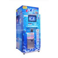 Buy cheap Restaurant Commercial Ice Vending Machine Charged By Coin / Note CE Approval from wholesalers