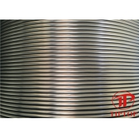 China 1 / 4 * 0.049 SSSV ASTM B704 SS Steel Control Line Tubing on sale