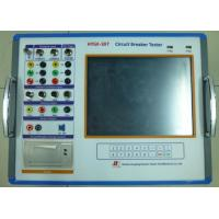 Buy cheap Multi Functional Circuit Breaker Analyzer Automatic Measurement Large Touch Screen from wholesalers