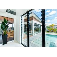 Buy cheap Aluminium Louvers good quality and durable double tempered glazing aluminum windows from wholesalers