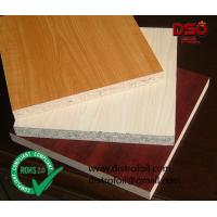 Buy cheap Wood grain heat transfer film for MDF door from wholesalers