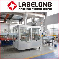 Buy cheap 500Ml Pure Water Filling Machine For Bottles With CE/ISO/SGS from wholesalers