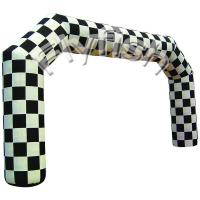 Buy cheap inflatable finish line arch from wholesalers