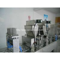 Buy cheap Four Lane K-Cup Coffee Capsule Filling Sealing Machine from wholesalers