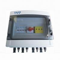 Buy cheap Solar Combiner/Junction Box, Ideal for PV System from wholesalers