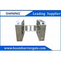 China Tolling Control Half Height Pedestrian Security GatesWith 300-600mm Swing Arm on sale
