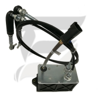 Buy cheap 247-5231 1190-0633 Throttle Motor 6 Lines E312B E320B  Replacement Parts product