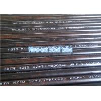 Buy cheap 5.8M Mild Seamless Carbon Steel Tubing, 0.9 - 12.7mm Sa210 A1 Boiler Tube from wholesalers
