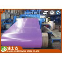 Buy cheap RAL Painting Galvanized Color Prepainted Steel Coil With DX51D Z100 from wholesalers