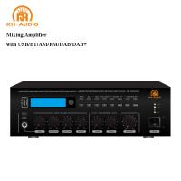 Buy cheap RH-AUDIO DAB Tuner Amplifier with USB/BT/RDS/FM/AM from wholesalers