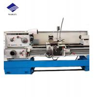 Buy cheap Small Metal Manual Lathe Machine 7.5kw Spindle Motor Horizontal Type High Accuracy product