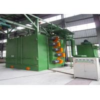 Buy cheap Hanging Hook Sand Blasting Machine , Rust Removal Blast Cleaning Machine from wholesalers