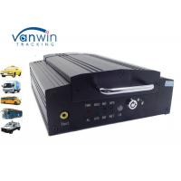 Buy cheap G - sensor portable vehicle digital video recorder 4ch HDD CE / FCC from wholesalers