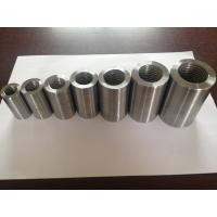 Buy cheap Rebar Splicing Reinforcing Bar Couplers Reinforced Connecting Sleeve For Cable Connecting from wholesalers