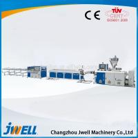 Buy cheap Jwell Common Diameter HDPE Pipe/PP Chemical Usage Pipe Plastic Extrusion Companies from wholesalers