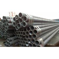 Buy cheap Brand New ERW J55 Casing Pipes 10-3/4'' 31.20lb/ft with black painting from wholesalers