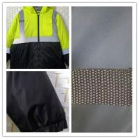 Buy cheap Loose Fit Warm Reflective Apparel High Visibility For Winter L - XXXL Optional product