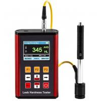 Buy cheap Portable Leeb Vickers Hardness Testing Machine HL HRC HRB Hardness Scale from wholesalers