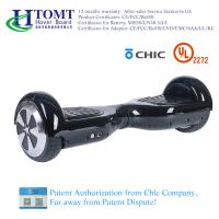 Buy cheap Rechargeable Self Balancing Electric Unicycle Scooter Mini Segway Hoverboard with Chic License from wholesalers