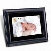 Buy cheap 7-inch Digital Photo Frame with Motion JPEG, Available in Various Colors product