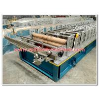 Buy cheap Corrugated Metal Roofing Sheet Manufacturing Outfit Machinery with Low Cost and High Quality from wholesalers