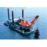Buy cheap 8000m3/h river sand dredging with dredging depth 17m product
