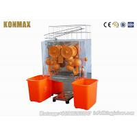 Buy cheap 120W Fresh Squeezed Orange Juice Vending Machine Auto Feed Hopper from wholesalers