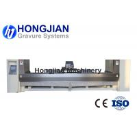 Buy cheap Gravure Cylinder Chrome Polishing Machine Chrome Finishing Machine Sand Belt product