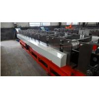 Buy cheap 5.5kw / 7.5kw / 11kw Circular Gutter Downspout Roll Forming Machine Gearbox product