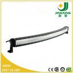 Buy cheap Car accessory curved led light bar 300W led utv light bar from wholesalers