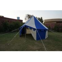 Buy cheap Medieval tent dome tent 350gsm cotton canvas waterproof from wholesalers