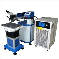 Buy cheap No Pollution Mould Laser Welding Machine Slight Distortion For Mold Repairing from wholesalers