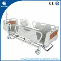 Buy cheap Removable Cardiac Full Electric ICU Hospital Beds 3 - Function With Rails CE from wholesalers