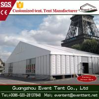 Buy cheap Customized Event / Exhibition Large Outdoor Tent 20x50 Tent With ABS Hard Walls from wholesalers