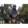 Buy cheap 2.3 Meters Amusement Park Giant Realistic Dinosaur Models Animatronic Godzilla from wholesalers