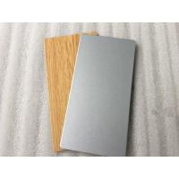 Buy cheap Anti - Water Aluminum Composite Cladding Panels With 1500 * 3000 * 4mm Size product