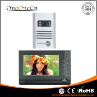 Buy cheap Intercom Video Door phone  Alarm Video Record 7'' LCD Motion Detector from wholesalers