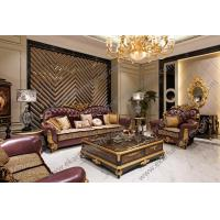 Buy cheap Golden furniture low table sculpture coffee table TT-019 from wholesalers