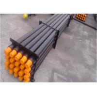 Buy cheap F thread DTH Drilling Tools 50mm 60mm OD High Steel DTH Drill Pipes  for Rock from wholesalers
