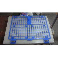 Buy cheap Blue Scaffolding Safety Plastic Brick Guards Brick Covers For Protection from wholesalers