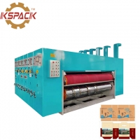 Buy cheap Fully Automatic Corrugated Cardboard Printing Die Cutting Machine PLC Computer Control from wholesalers