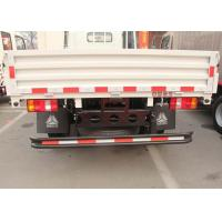 Buy cheap International Light Duty Trucks , High Efficiency 12 Tons Cargo Truck from wholesalers