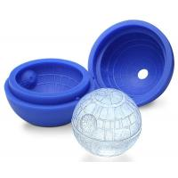Buy cheap Star Wars Silicone Death Star Ice Cube Tray 75mm / 65mm Start Ice Ball from wholesalers